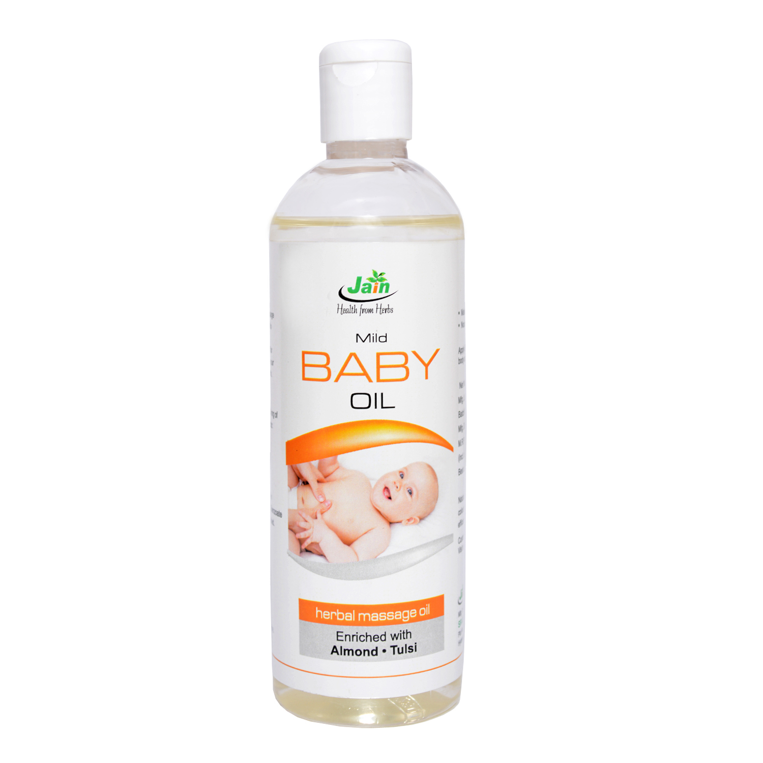 Mild Baby Massage Oil