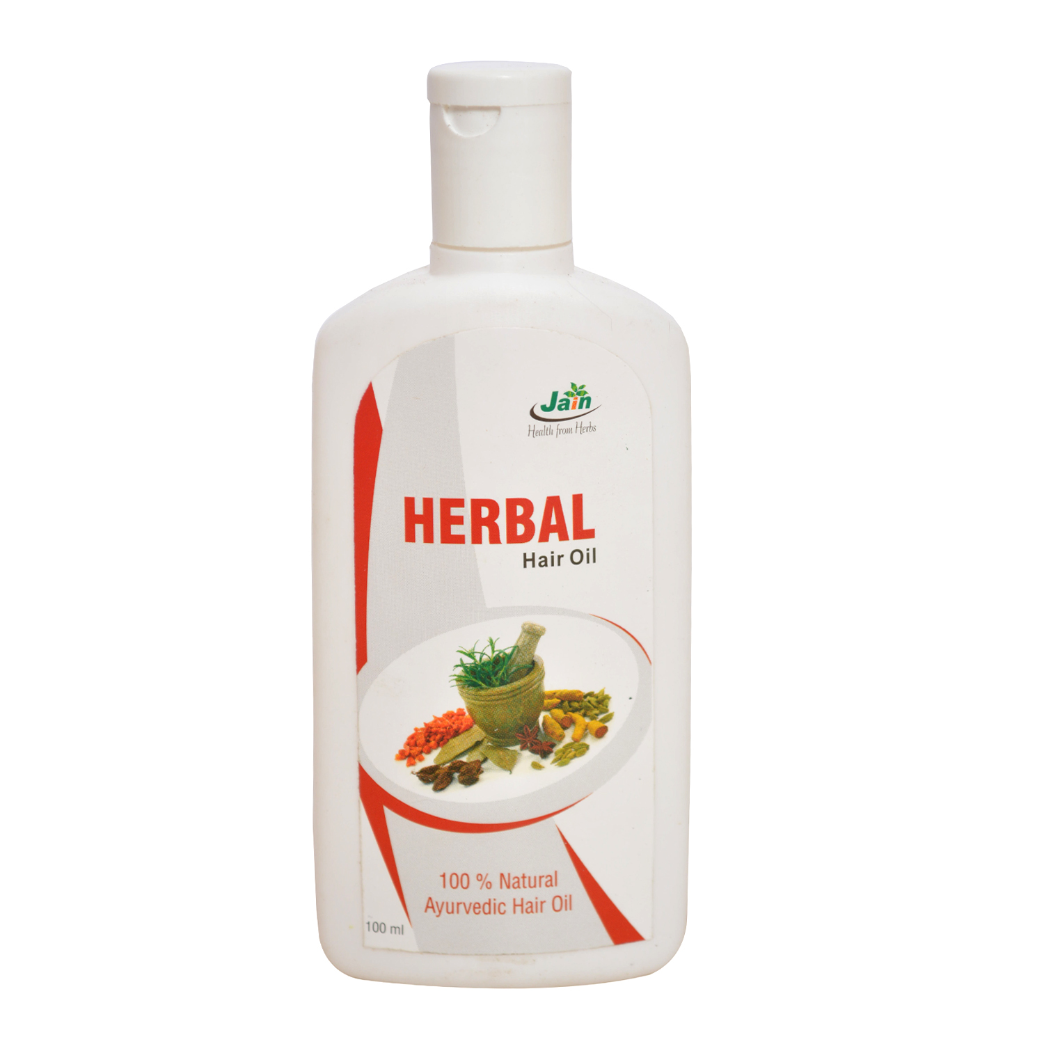 Herbal Hair Oil (Sesame)